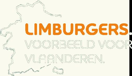 Limburg. Voorbeeld voor Vlaanderen